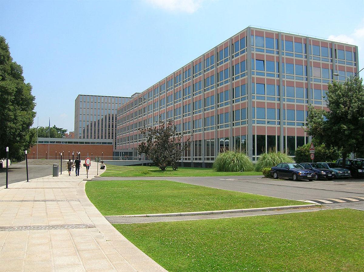 Biblioteca Nazionale Centrale, Roma
