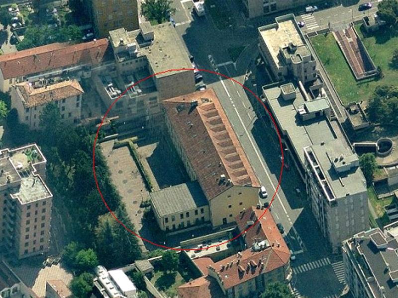 Sede Camera di Commercio, Monza