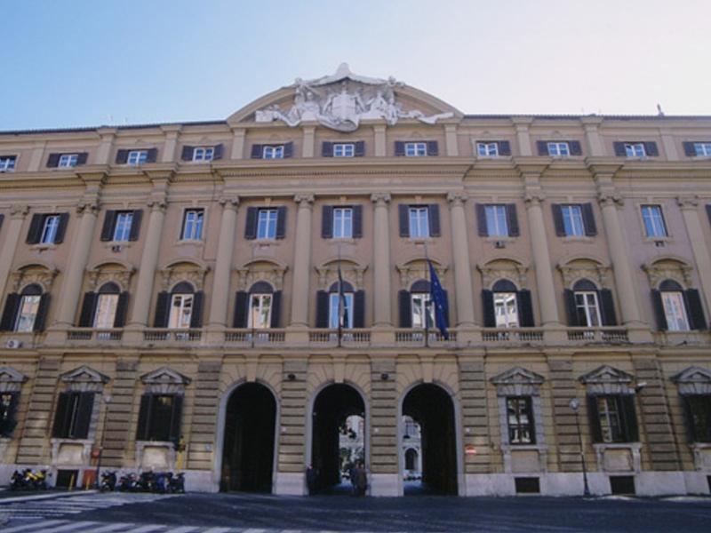 Palazzo delle Finanze, Roma