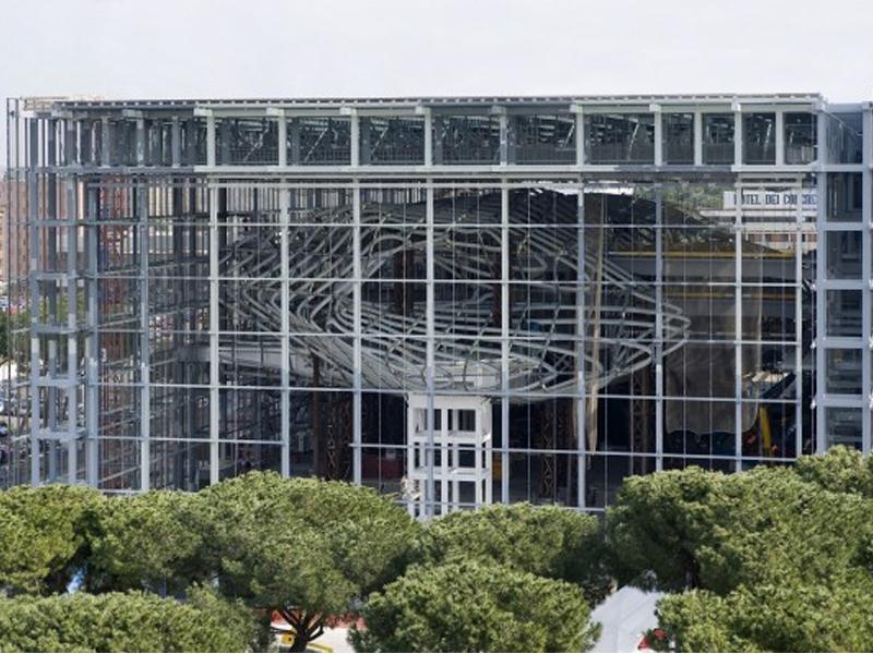 Centro Congressi «La Nuvola», Roma