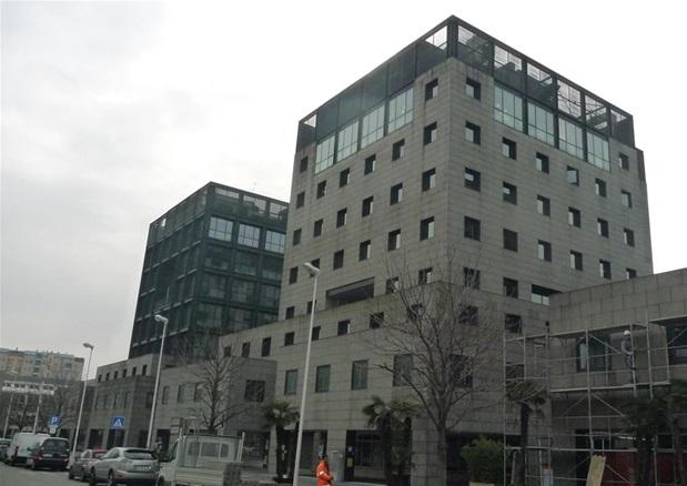 Edificio adibito ad uffici, Milano