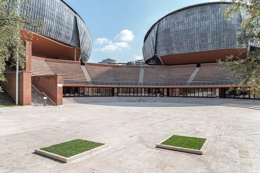 Auditorium, Roma
